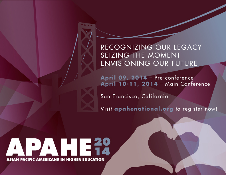 REGISTER NOW FOR 2014 APAHE NATIONAL CONFERENCE !