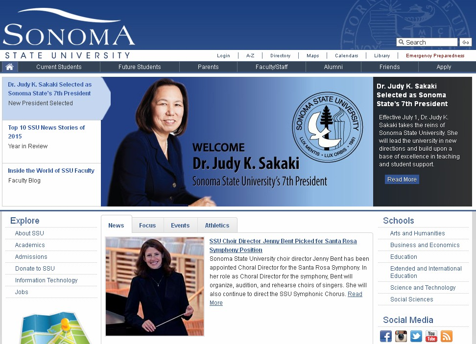FOUNDING APAHE BOARD MEMBER, DR. JUDY K. SAKAKI, APPOINTED AS PRESIDENT OF SONOMA STATE UNIVERSITY