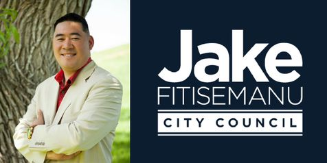 Jake Fitisemanu, Jr. elected as City Councilmember for West Valley City, UT – District 4